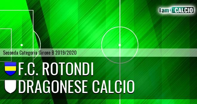 F.C. Rotondi - Dragonese Calcio