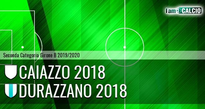 Caiazzo 2018 - Durazzano 2018