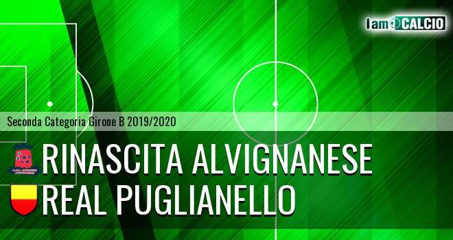 Rinascita Alvignanese - Real Puglianello