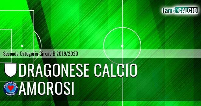 Dragonese Calcio - Amorosi