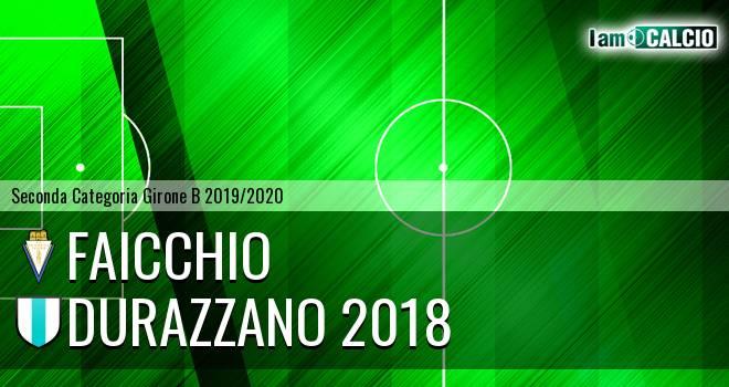 Faicchio - Durazzano 2018