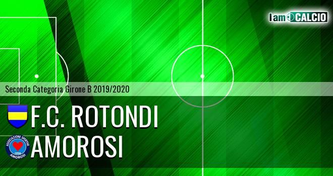 F.C. Rotondi - Amorosi