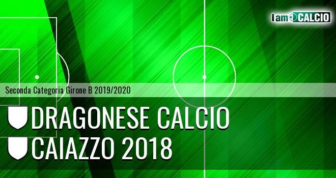 Dragonese Calcio - Caiazzo 2018