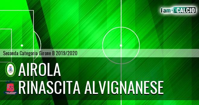 Airola - Rinascita Alvignanese