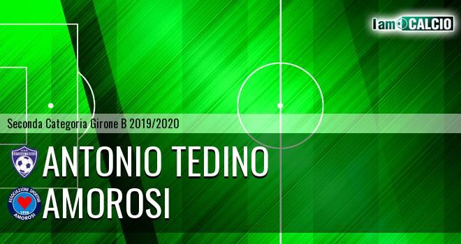 Antonio Tedino - Amorosi