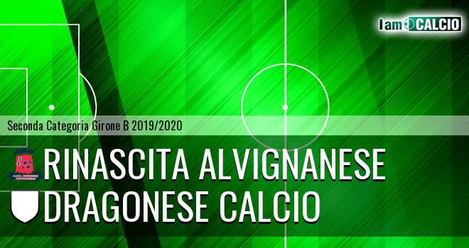 Rinascita Alvignanese - Dragonese Calcio