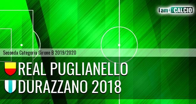 Real Puglianello - Durazzano 2018