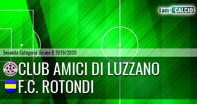 Club Amici di Luzzano - F.C. Rotondi