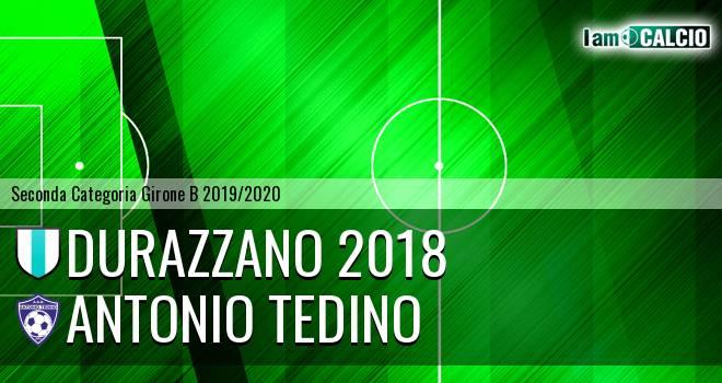 Durazzano 2018 - Antonio Tedino