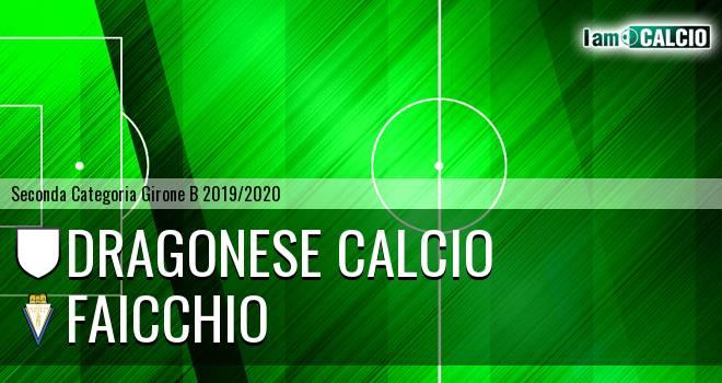 Dragonese Calcio - Faicchio