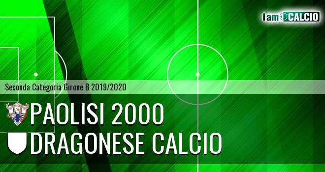 Paolisi 2000 - Dragonese Calcio