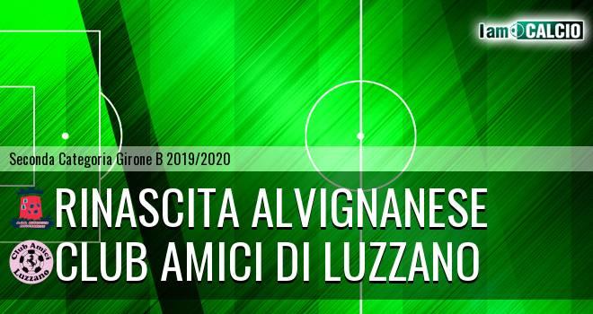 Rinascita Alvignanese - Club Amici di Luzzano