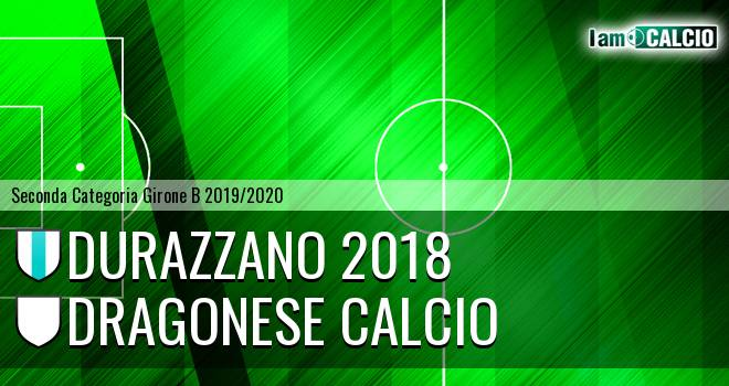 Durazzano 2018 - Dragonese Calcio