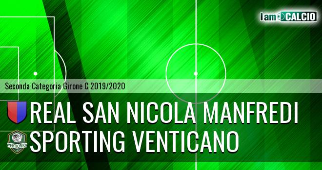 Real San Nicola Manfredi - Sporting Venticano