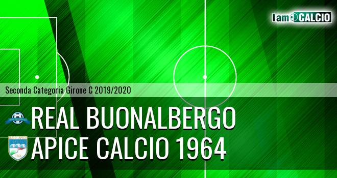 Real Buonalbergo - Apice Calcio 1964