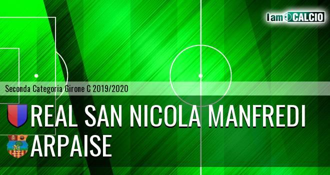 Real San Nicola Manfredi - Arpaise