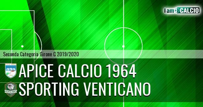 Apice Calcio 1964 - Sporting Venticano