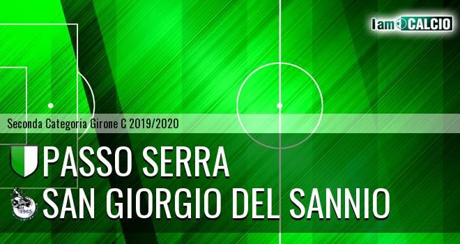 Passo Serra - San Giorgio del Sannio