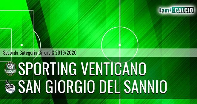 Sporting Venticano - San Giorgio del Sannio