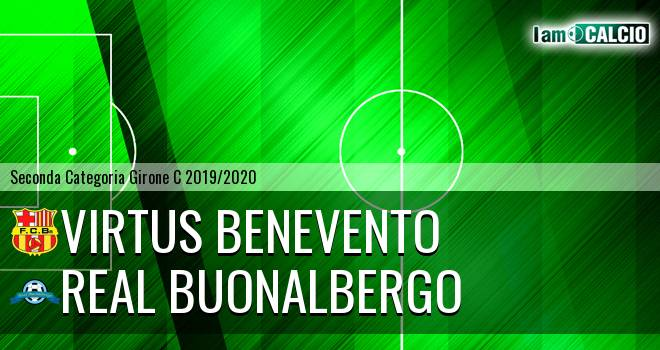 Virtus Benevento - Real Buonalbergo