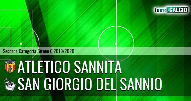 Atletico Sannita - San Giorgio del Sannio