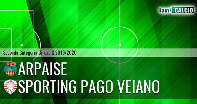 Arpaise - Sporting Pago Veiano