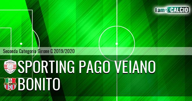 Sporting Pago Veiano - Bonito