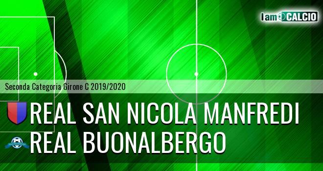 Real San Nicola Manfredi - Real Buonalbergo