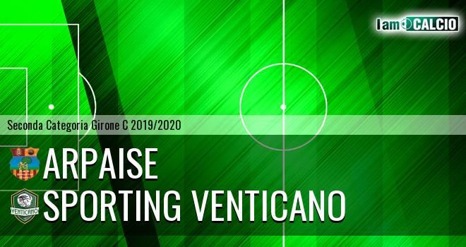 Arpaise - Sporting Venticano