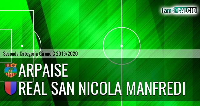 Arpaise - Real San Nicola Manfredi