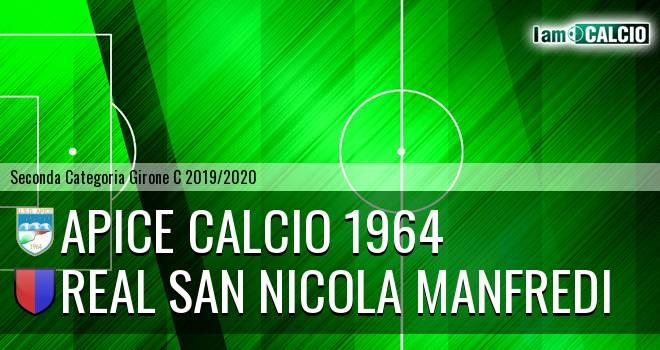 Apice Calcio 1964 - Real San Nicola Manfredi