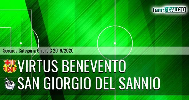Virtus Benevento - San Giorgio del Sannio