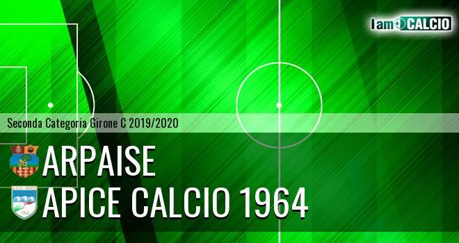 Arpaise - Apice Calcio 1964