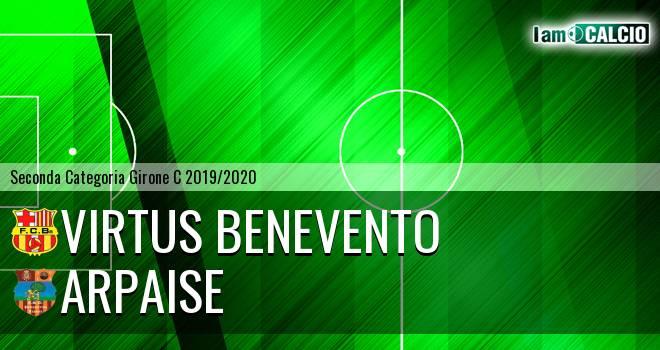 Virtus Benevento - Arpaise