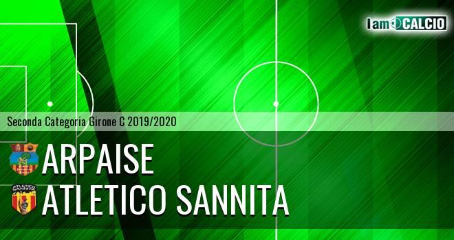 Arpaise - Atletico Sannita