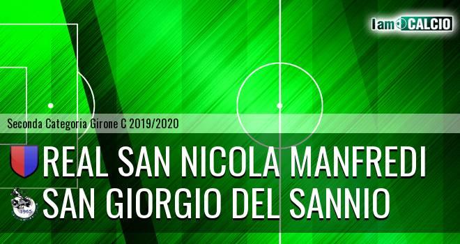 Real San Nicola Manfredi - San Giorgio del Sannio