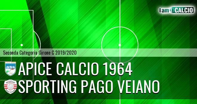 Apice Calcio 1964 - Sporting Pago Veiano