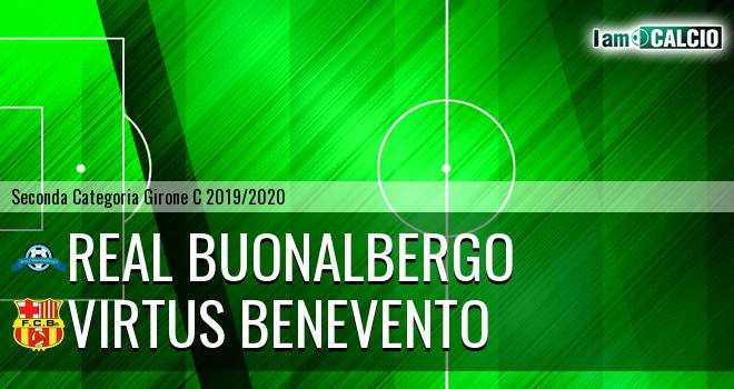 Real Buonalbergo - Virtus Benevento