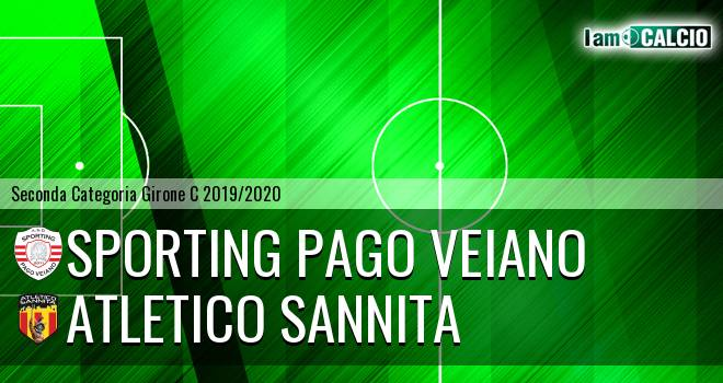 Sporting Pago Veiano - Atletico Sannita
