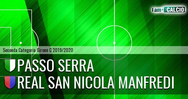 Passo Serra - Real San Nicola Manfredi