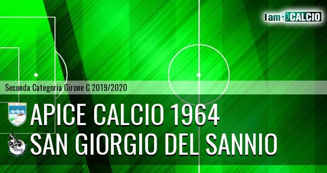 Apice Calcio 1964 - San Giorgio del Sannio
