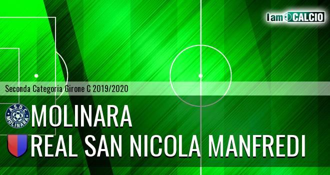 Molinara - Real San Nicola Manfredi