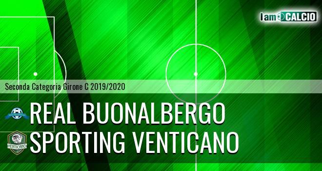 Real Buonalbergo - Sporting Venticano