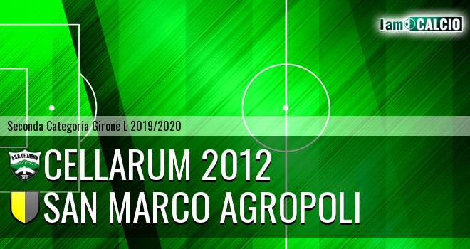 Cellarum 2012 - San Marco Agropoli