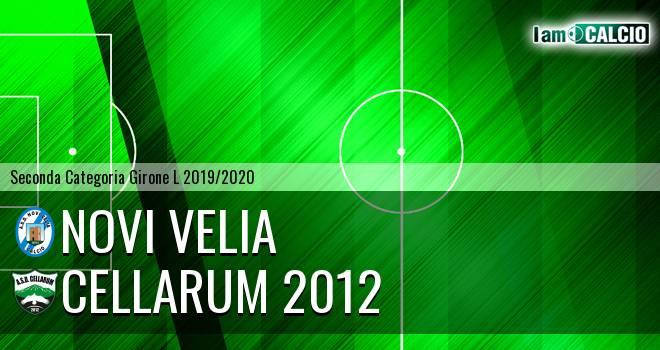 Novi Velia - Cellarum 2012