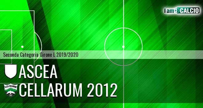 Ascea - Cellarum 2012