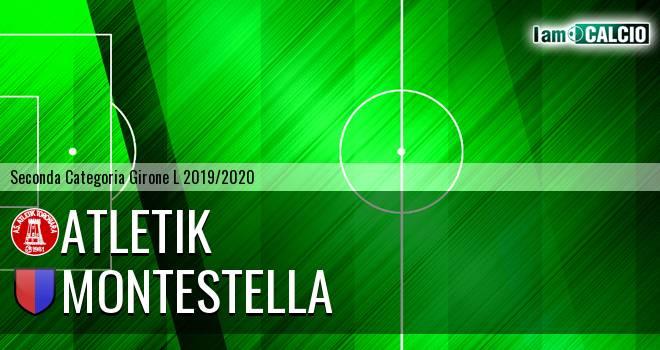 Atletik - Montestella