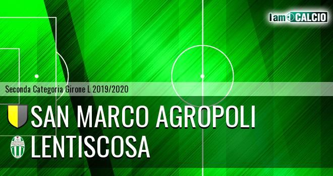 San Marco Agropoli - Lentiscosa
