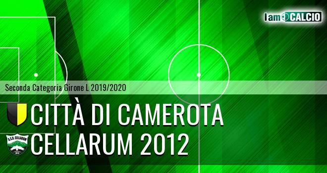 Città di Camerota - Cellarum 2012