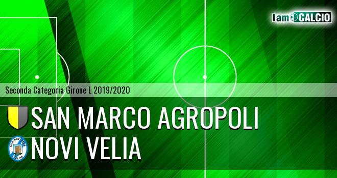 San Marco Agropoli - Novi Velia